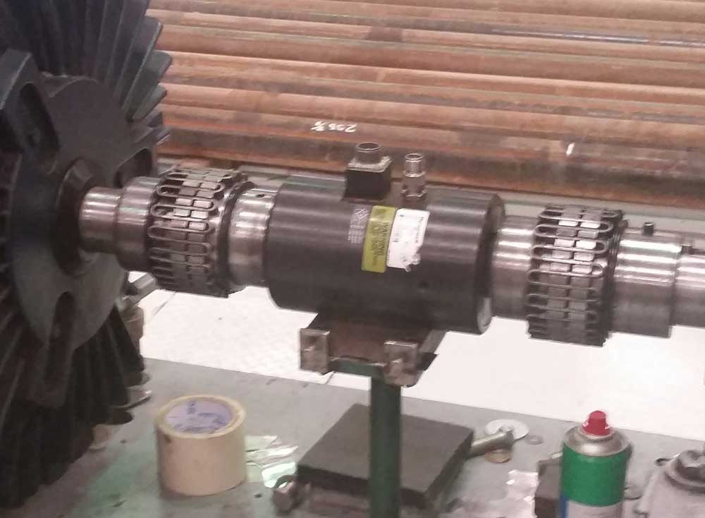 Submersible Pump Manufacturer Machine Train Shaft Alignment