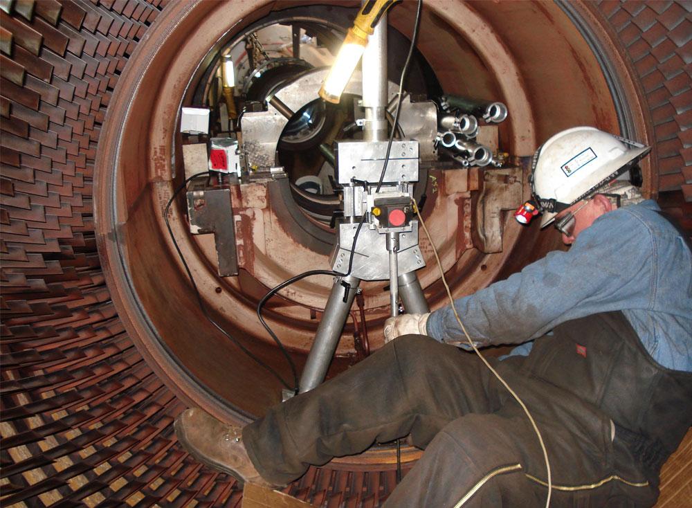 GeOn Gas Turbine Alignment