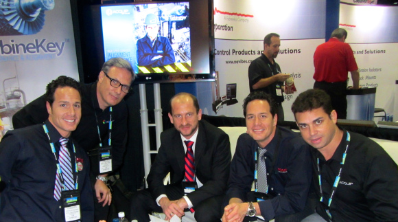 ACQUIP Conclude the Year with the World's Largest Conference and Exhibition Power Gen International 2012