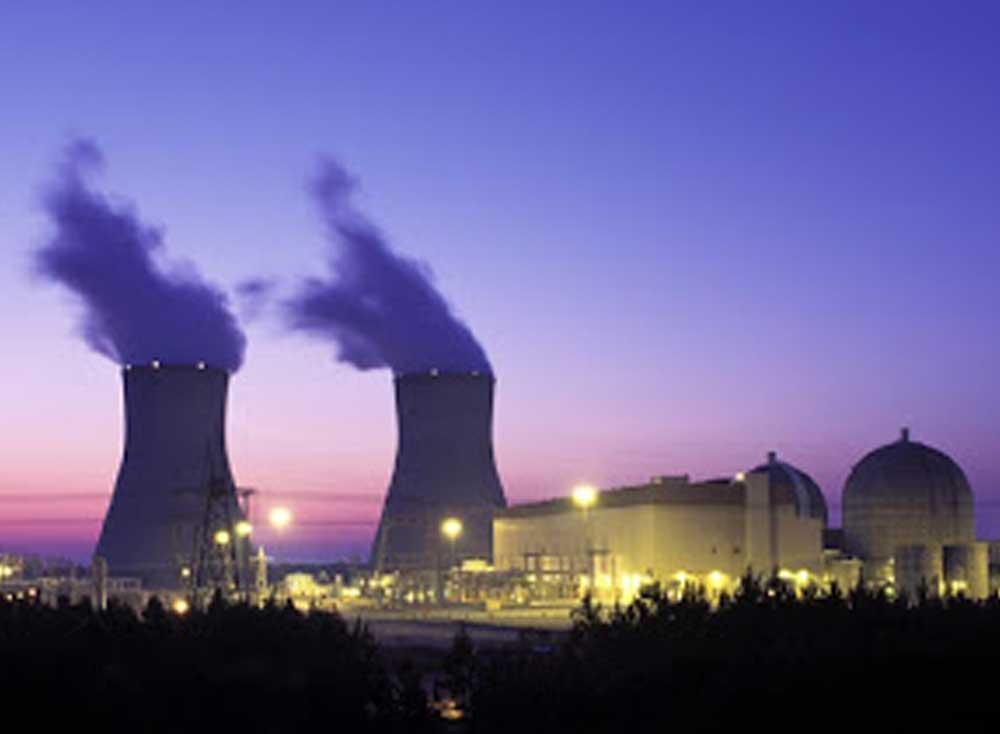 Machine Train Alignment Nuclear Plant