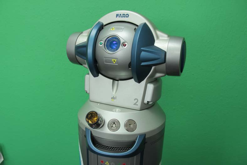 ACQUIP- ION Laser Tracker for Sale