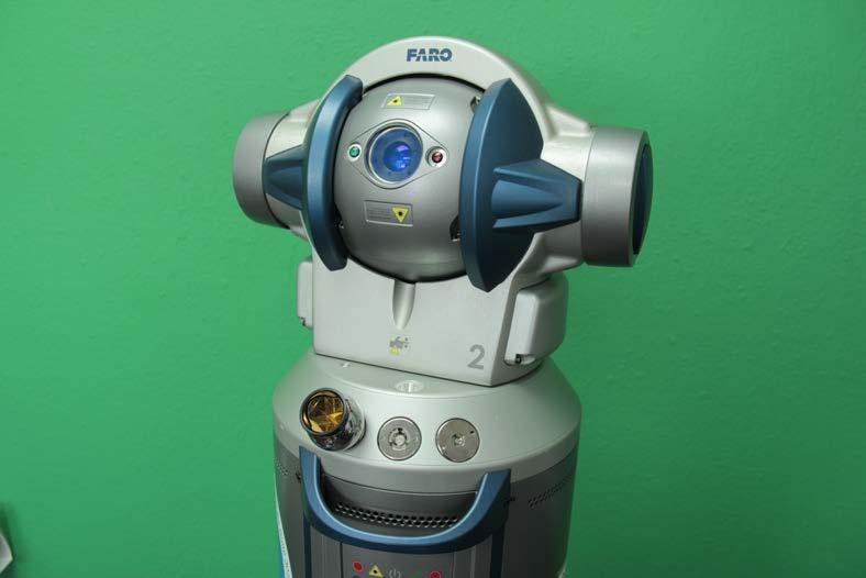 Acquip Preowned Faro Ion Laser Tracker