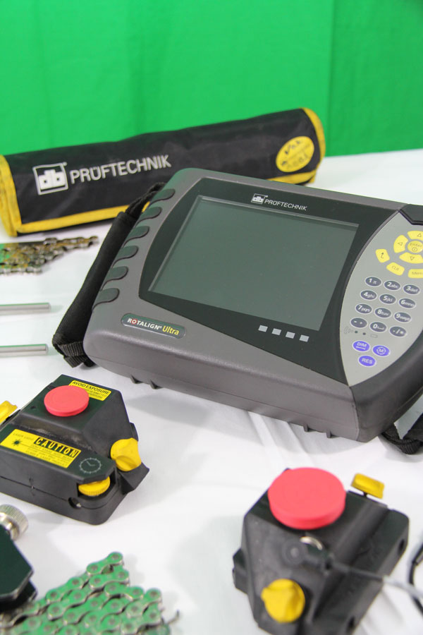 Acquip Preowned Rotalign Ultra Ii