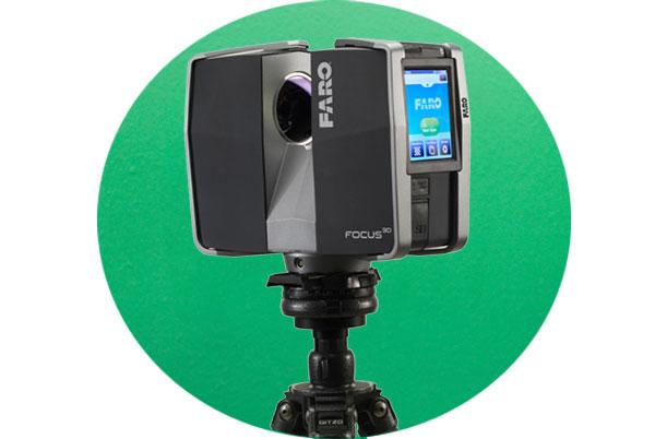 Alquiler Faro Focus 3D X120