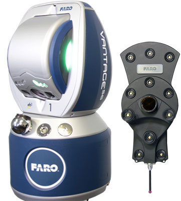 faro laser tracker vantage s6